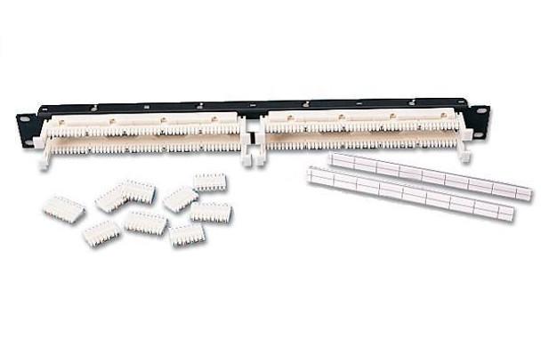 "Siemon S110 Field Terminated 19"" Panels"