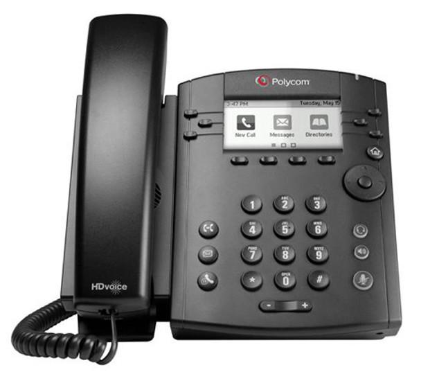 Polycom VVX-300 Business VOIP Phone