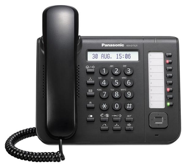 Panasonic KX-DT521 Digital Telephone, Black