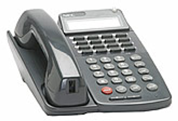 NEC Electra Professional ETW-16DC-1 BK 16 Button Display Phone