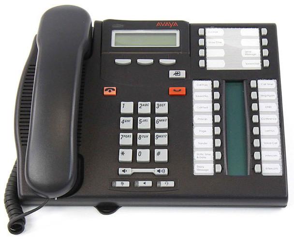 Norstar T7316E Enhanced Telephone, Charcoal