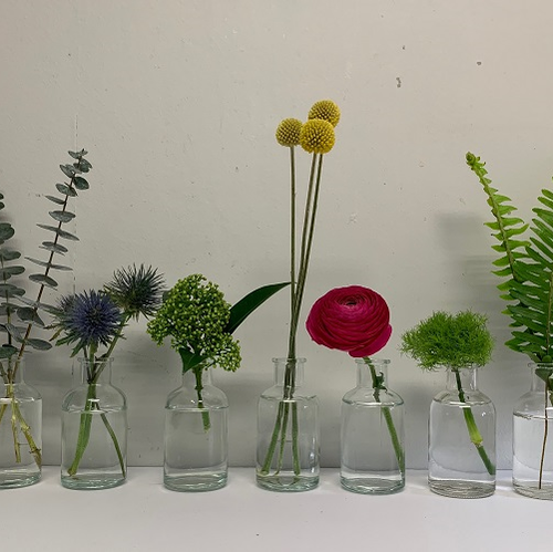 Vases of plenty