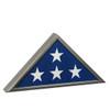 Gunmetal Flag Case Burial Case for Military