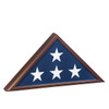 Cherry Military Flag Case Flag Case for Firefighters