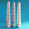 Birthday Countdown Candles-Comes in 3 Colors