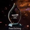 Beveled Flame Award