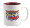 Sublimated Mug Decorated Personalized Gifts.