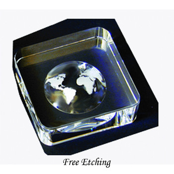 WORLD PAPERWEIGHTS WORLD GIFTS