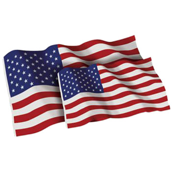 USA American Flags