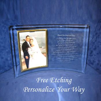 Personalized Anniversary Frame Anniversary 25 Years