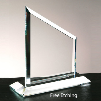 Sierra Crystal Clear Award  Glass Awards
