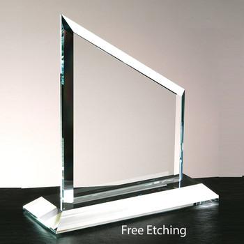 Sierra Crystal Clear Award  Glass Awards