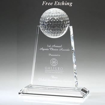 Paramount Golf Trophy