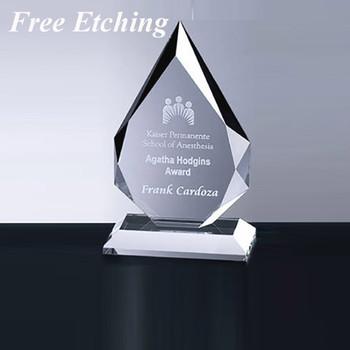 Crystal Prestige Flame Award