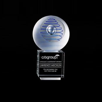 Gallileo Award Art Glass Awards