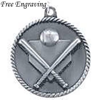 Baseball Silver Medal
