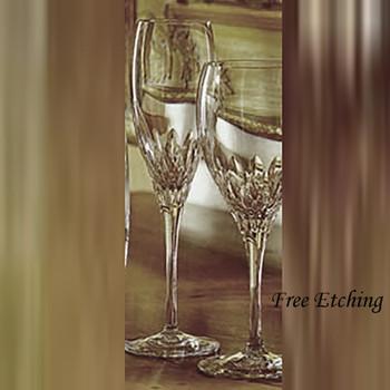 Capella Toasting Flutes Champagne Flutes