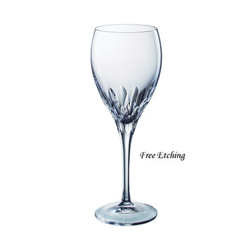 Capella Wine Glasses Wine Glasses for the Bride and Groom