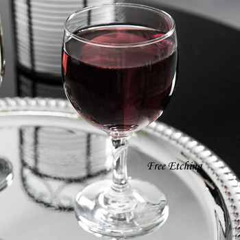 Embassy Red Wine Glasses Large Wine Glasses