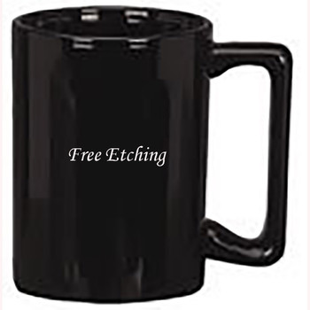 Black Ceramic Maui Mug Best Dad's gift