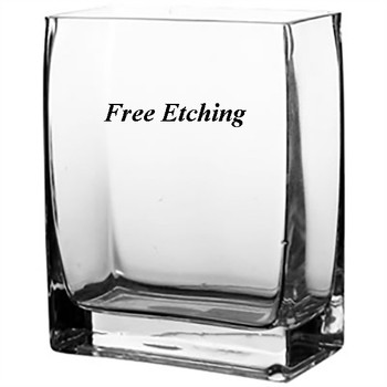 Glass Vase Party Favors for Weddings