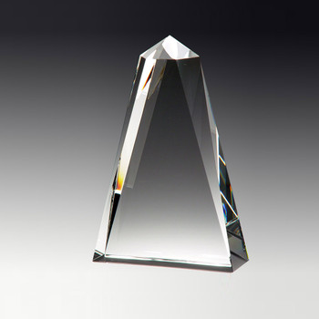 Big Top Crystal Award