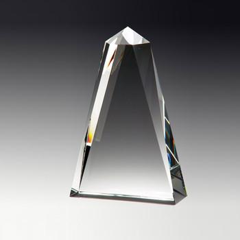 Big Top Crystal Award