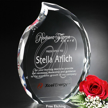 Lambent Flame Achievement Award