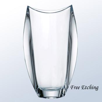 Orbit Crystal Vase