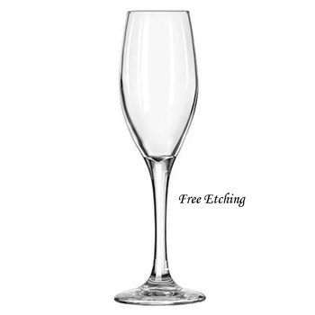 Perception Toasting Flutes Anniversary Glasses