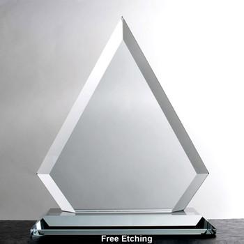 Clipped Diamond Award Makes a Great Achievement Award