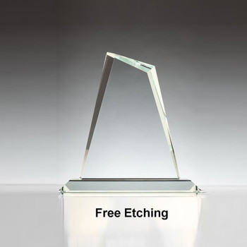 Faceted Glacier Award Appreciation Award