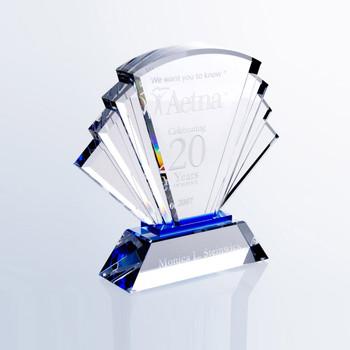 Crystal Prosperity Award Crystal Awards Online