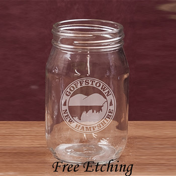 16 oz. Old Fashioned Drinking Jar Corporate Event Gifts