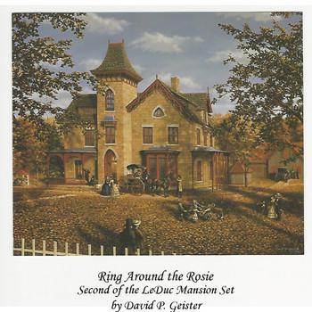 Ring Around the Rosie Mansion Prints