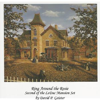 Ring Around the Rosie Mansion Prints