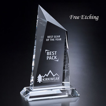 Cathedral Peak Buy Your Trophies From Glass Etching Fever