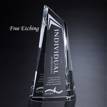 Enfield Crystal Award Awards and Recognition