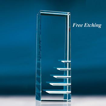 Steps to Success Blank Award