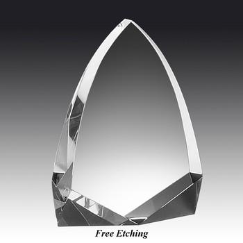 Cathedral Optic Crystal Award Makes a Great Presidential Award!