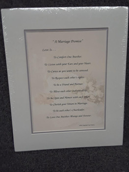 A Marriage Promise