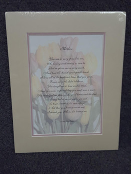 Matted Verse: A Special Gift for Mom