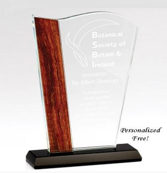 Crystal Wave Award Recognition Awards