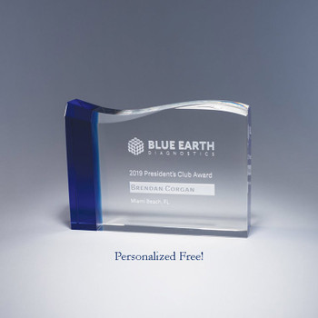 Unique Corporate Award Crystal Awards - Recognition