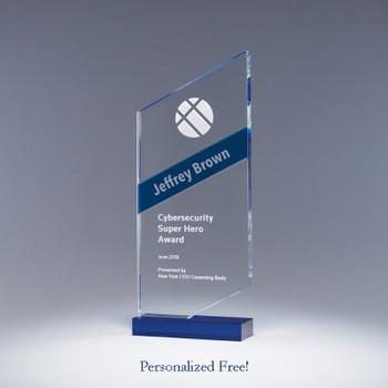 Team Leader Award Crystal Awards