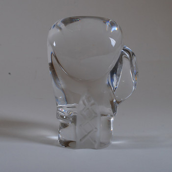 Crystal Boxing Glove  Sporting Gifts