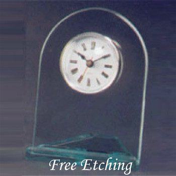 Arch Desktop Clock Company Gifts