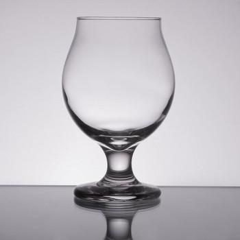 Tulip Shaped Belgian Beer Glass