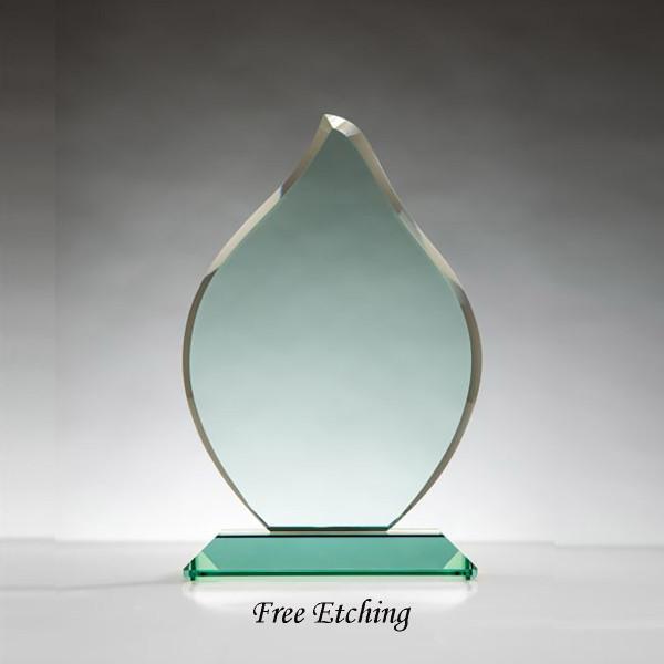 Beveled Flame Award    Great Volunteer Award