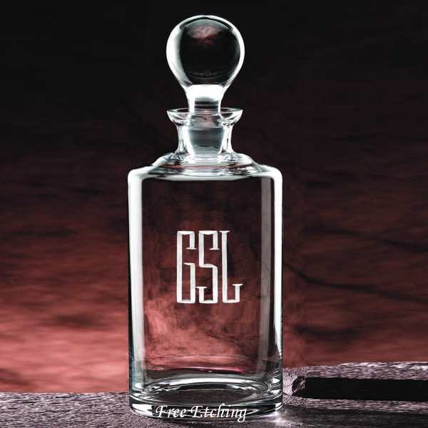 Glass  Decanter  Gift Ideas for Couples